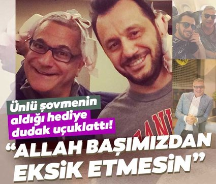 Mehmet Ali Erbil'den Stelyo Pipis'e sürpriz hediye! Mehmet Ali Erbil, ev hediye etti!