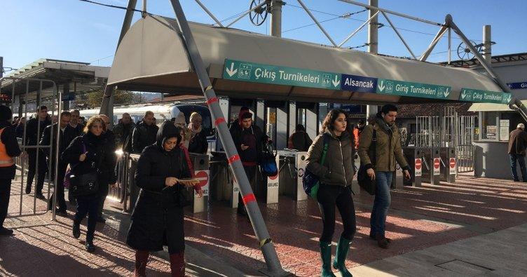 İzmir, İZBAN grevine hazırlanıyor