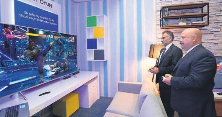 Turkcell 5G teknolojisinde oyuna hazır