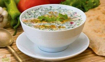 Yoğurt çorbası tarifi: Yoğurt çorbası nasıl yapılır? İşte en kolay ve lezzetli yayla çorbası tarifi yapılışı