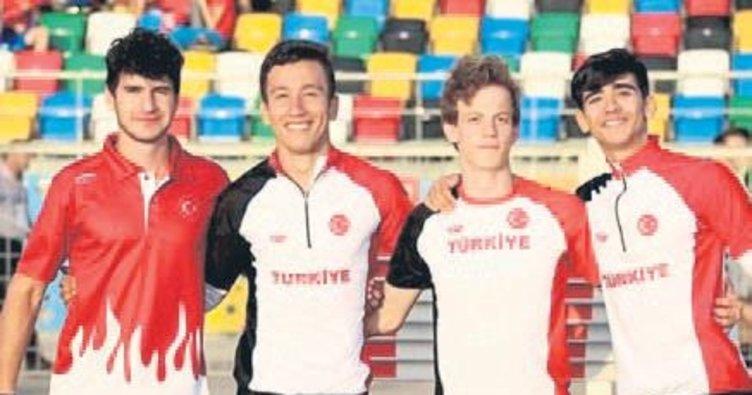 MTOSB öğrencisi Balkan Şampiyonu oldu