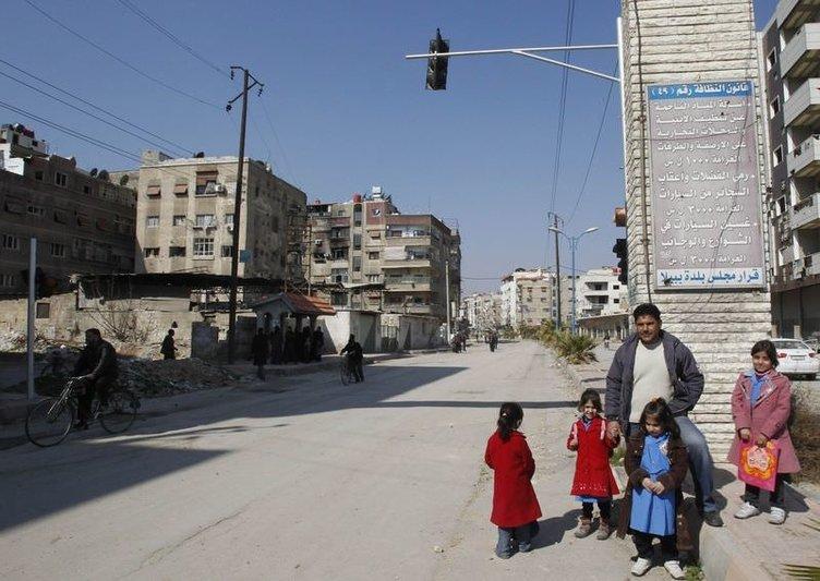 Suriye'de ilk ateşkes!