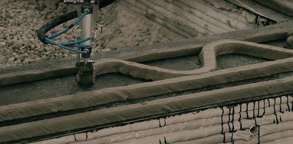 3D Duvar Örme