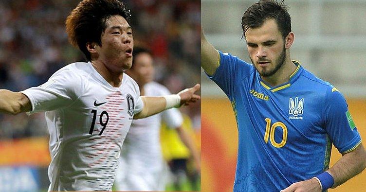 FIFA 20 Yaş Altı Dünya Kupası finali: Güney Kore - Ukrayna