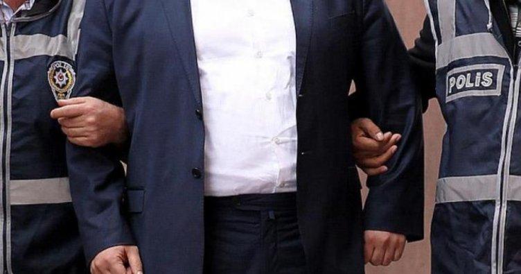 Eski kriminal şube müdürü FETÖ'den gözaltına alındı