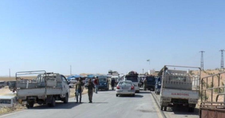 YPG/PKK'nın bombalı saldırısı engellendi