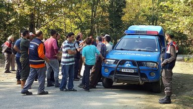 Köylüden 'dışarıdan gelenler kestane toplamasın' tepkisi