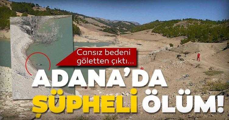 Adana'da şüpheli ölüm... Cansız bedeni 5 günün sonunda bulundu!