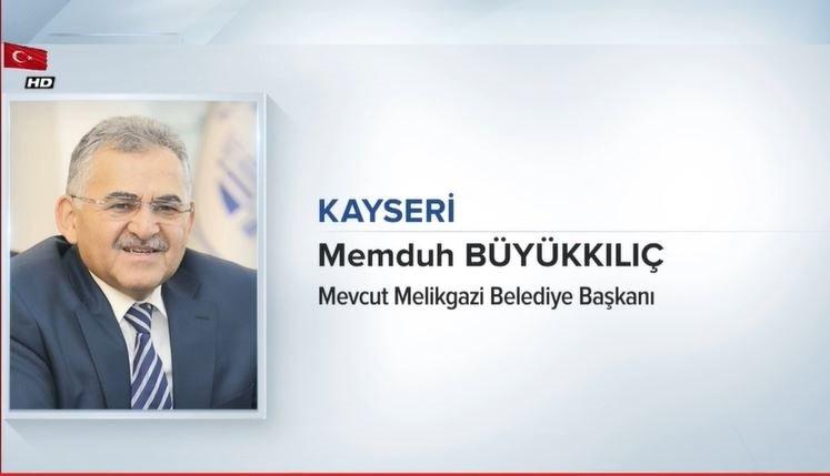 Başkan Erdoğan Belediye Başkan adaylarını açıkladı!