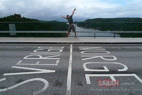 Dünyadaki en ilgi çekici ülke sınırları! Görünce çok şaşıracaksınız...
