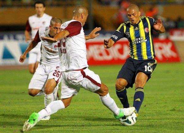 Sanica Boru Elazığspor - Fenerbahçe