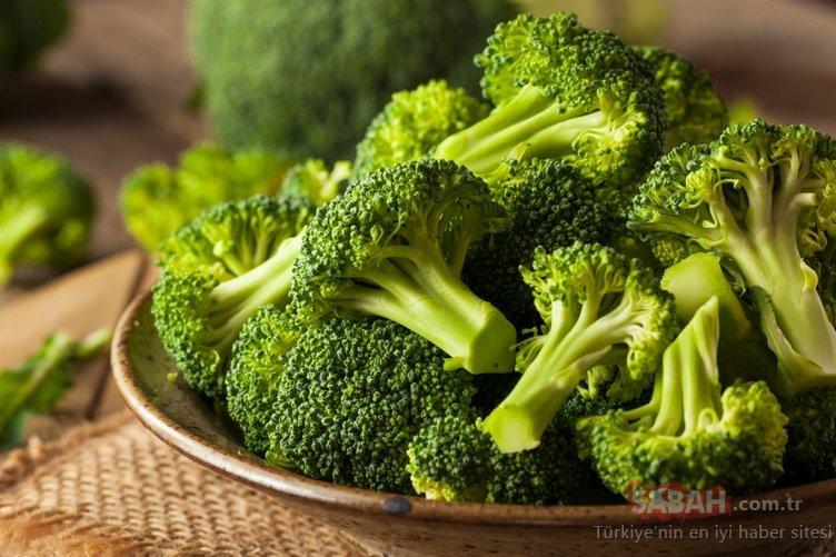 Brokolinin faydaları nelerdir? Uzmanlar brokoliyi suda haşlamayın diyor çünkü...