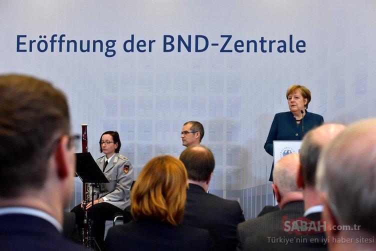 Almanya'yı karıştıran bina!