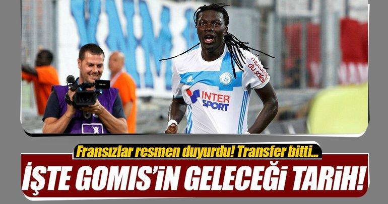Galatasaray'da Gomis'le anlaşma tamam!