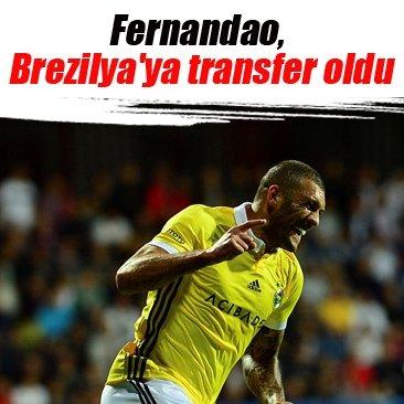 Fernandao, Brezilya'ya transfer oldu