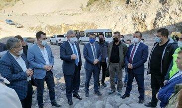 Kılıçdaroğlu'nun inkar ettiği dev barajda son aşamaya gelindi #corum