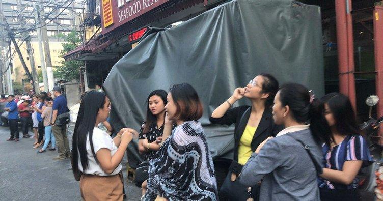 Filipinler'de 6.3 büyüklüğünde deprem: 6 ölü