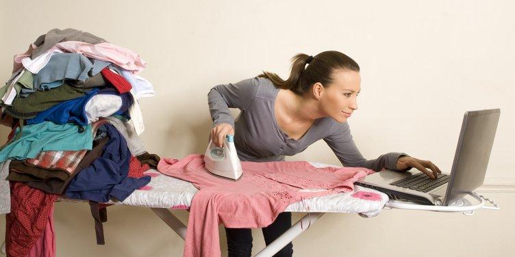 Ev işleri bakın hangi hastalıklara neden oluyor!