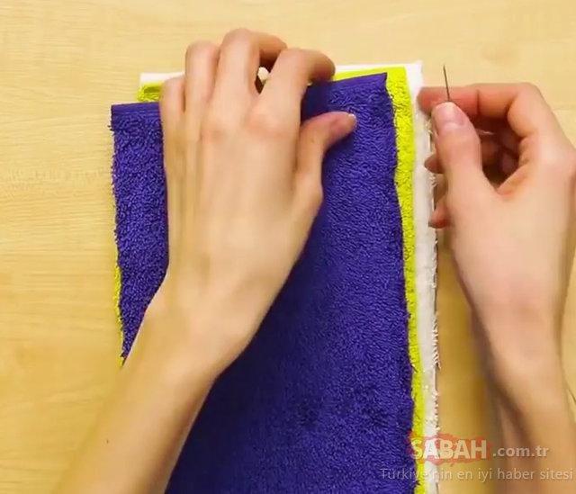 İki ayak parmağını birbirine bağlayınca ne oluyor?