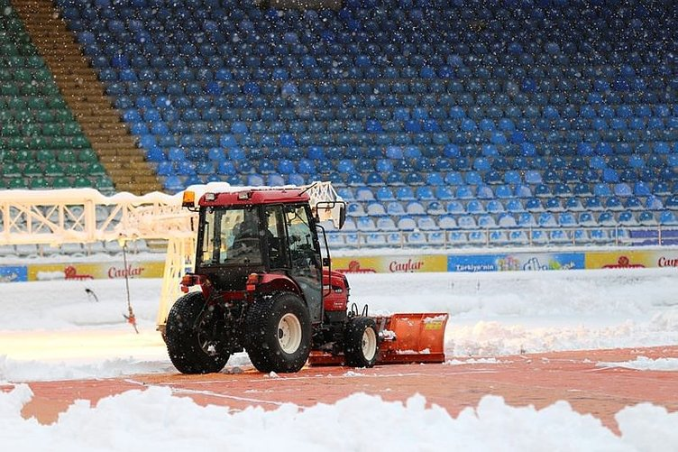 Galatasaray yarın bu statta maç yapacak!