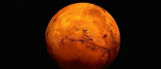 Mars'ta nehir yatağı bulundu