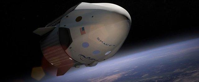 SpaceX ve Space Adventures uzay turizmi tarihini açıkladı