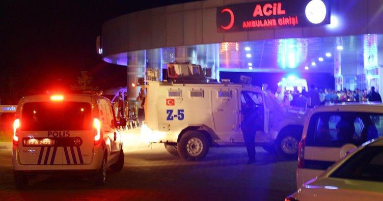 Bingöl'de sıcak çatışma: 2 yaralı!