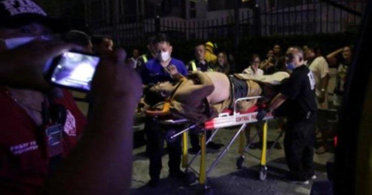 Filipinler'de dehşet: 36 ölü
