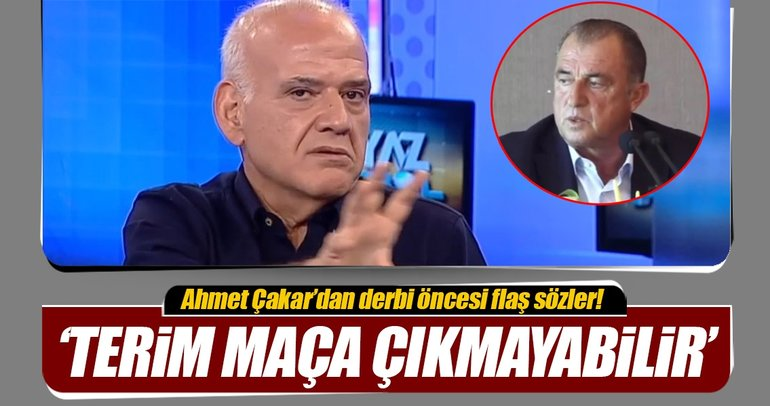 Ahmet Çakar, Süper Lig gündemini değerlendirdi