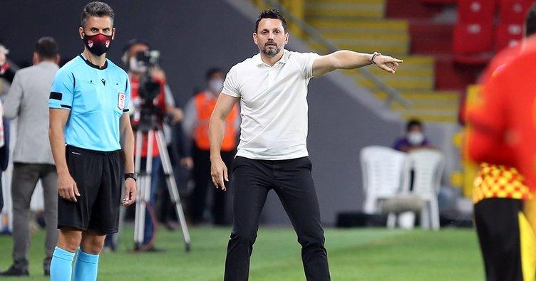 Fenerbahçe Teknik Direktörü Erol Bulut'tan VAR isyanı!