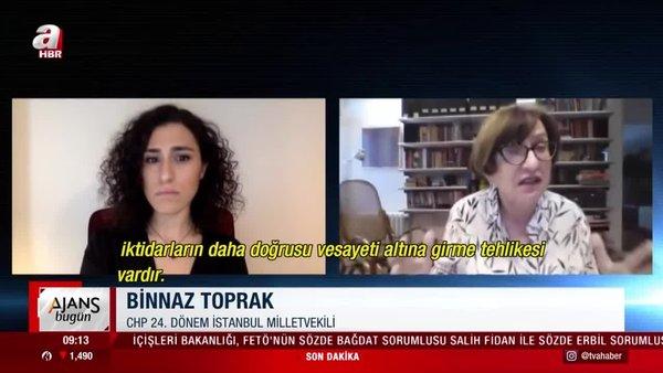 CHP'li akademisyenden Boğaziçi provokasyonu! Boğaziçi Üniversitesi CHP'nin arka bahçesi mi?  | Video