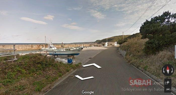 Google Haritalar'ın davetsiz misafiri