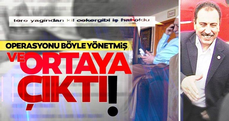 Son dakika haberler: Muhsin Yazıcıoğlu cinayetinin şok yazışmaları ortaya çıktı! Operasyonu böyle yönetmiş