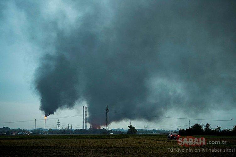 Almanya'da büyük panik: 2 bin kişi tahliye edildi