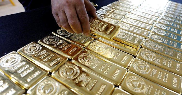 Altın fiyatları düşüş eğiliminde!
