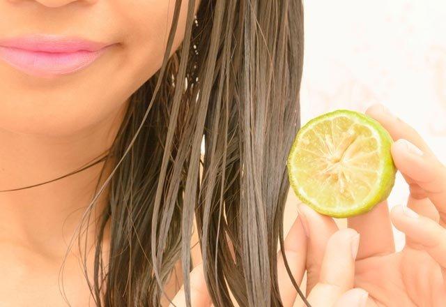 Limonun saça inanılmaz faydaları