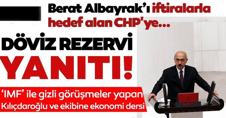 Son dakika haberi: Bakan Elvan'dan, Berat Albayrak'ı hedef alan CHP'ye tepki: Haksız ve seviyesiz söylemler!