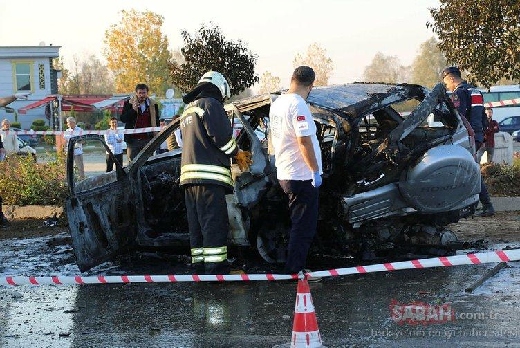 Samsun'da feci kaza: Savcı ve eşi ağır yaralandı, küçük kızı hayatını kaybetti