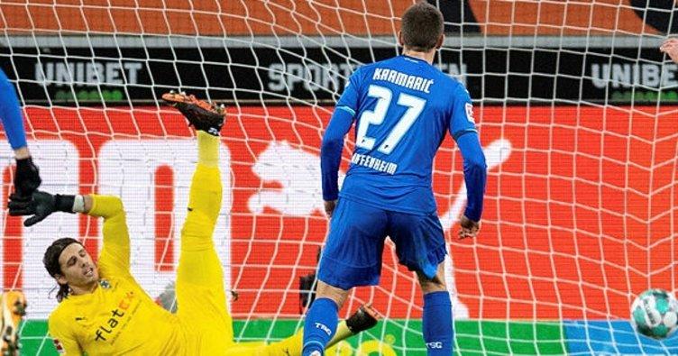 Hoffenheim sonradan açıldı! Mönchengladbach 1-2 Hoffenheim | MAÇ SONUCU | ÖZET