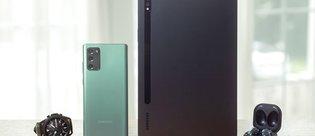 Samsung, Note 20 ile sınırlı kalmadı
