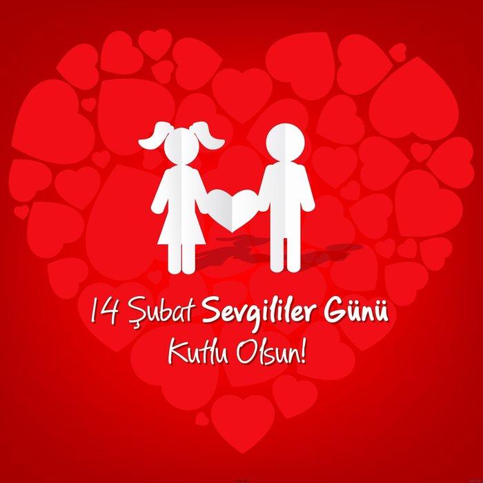 14 Şubat Sevgililer günü mesajları! (Kısa ve uzun) Resimli Sevgililer Günü kutlama mesajları ve sözleri