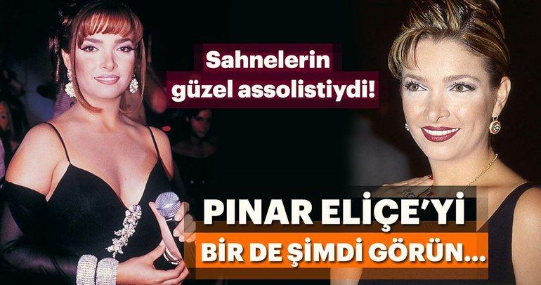 Pınar Eliçe'yi bir de şimdi görün… Sahnelerin güzel assolistiydi!