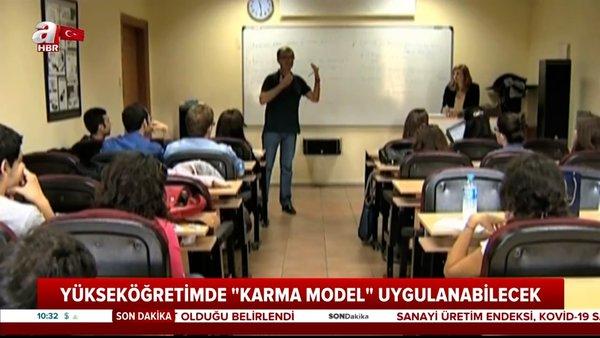 Son Dakika Haberi | YÖK'ten flaş açıklama! Üniversitelerin açılacağı tarih belli oldu 'Karma model' nedir? | Video