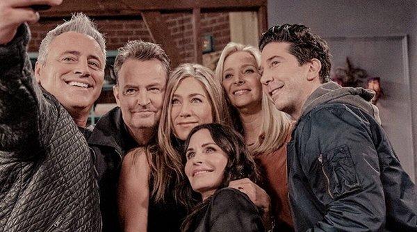 Friends Reunion ne zaman, hangi kanalda? Friends Reunion dizisi nasıl izlenir? 14