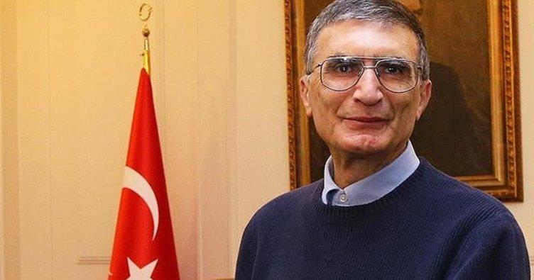 Nobel ödüllü Aziz Sancar'dan bir başarı daha!