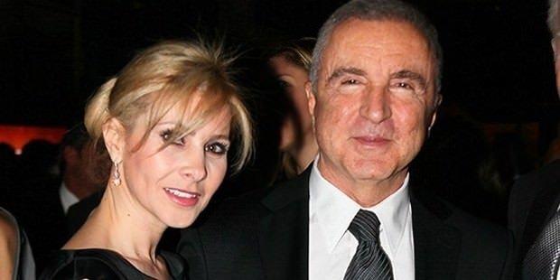 Ünal Aysal ile Fani Aysal boşanıyor