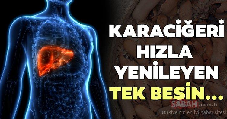 Karaciğeri yenileyen en etkili besin...