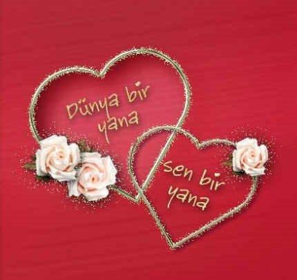 Bugün için Sevgililer günü mesajları ve sözleri! - 14 Şubat 2018 Resimli Sevgililer günü mesajları burada