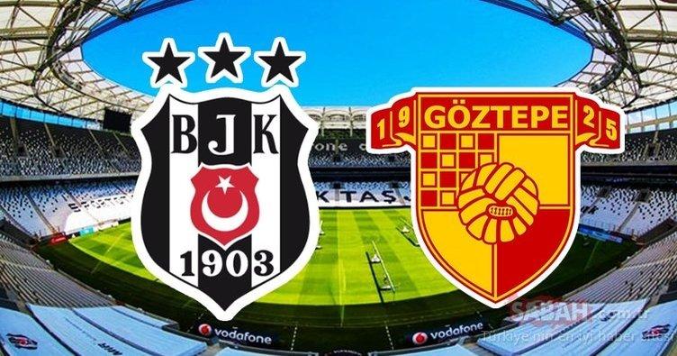Beşiktaş Göztepe maçı saat kaçta hangi kanalda ne zaman? Beşiktaş - Göztepe