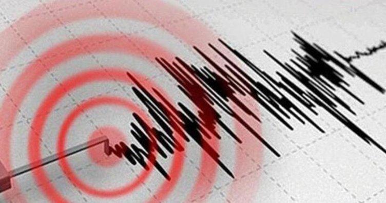 Son dakika: Papua Yeni Gine'de 6.2 büyüklüğünde deprem